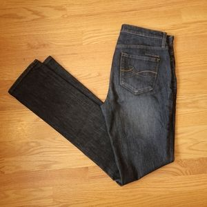 DKNY Women's Straight Leg Jeans